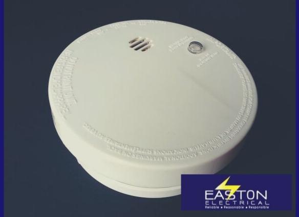 Easton Electrical smoke alarms